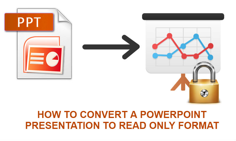 Save PowerPoint presentations as read only